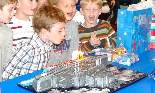 USS ALABAMA BATTLESHIP BIRTHDAY PARTIES