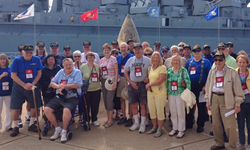 USS Alabama Military Reunions