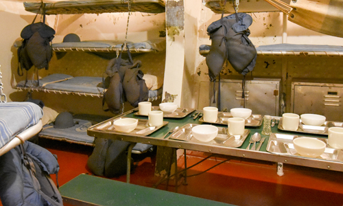 Overnight Stays available at USS Alabama Battleship Memorial Park